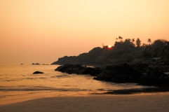 Sunsets in India