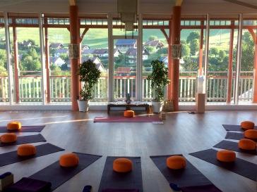 Sommer-Yoga-Frühstück in Knappenberg