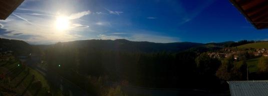 Sonnen-Panorama