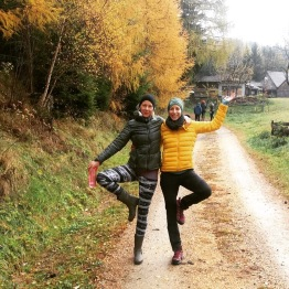 Sabine & Janina
